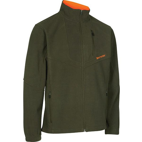 Schwarswild II fleece jacket