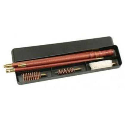 Cleaning kit Shotgun wooden cleaning kit - allerlei kalibers