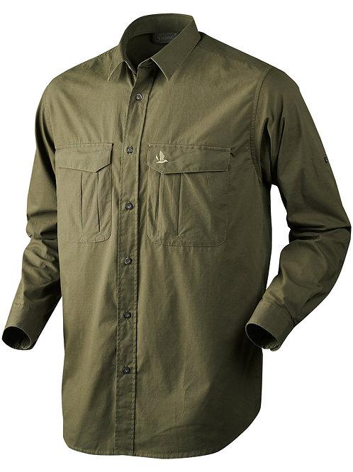 Trekking shirt duffel green