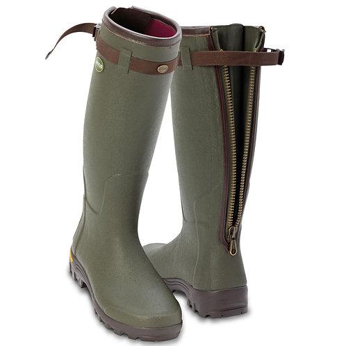 Arxus pioneer Nord boot with zipper an 3mm neopreen