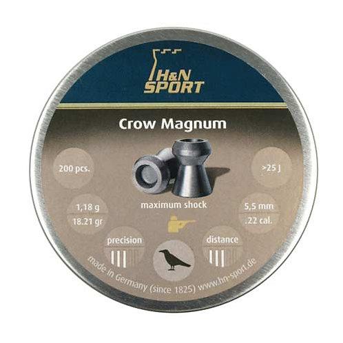 H&N Loodjes Crow Magnum 5.5mm