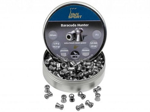 H&N Loodjes Baracuda Hunter 5.5mm