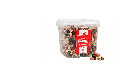 Hupple biscuit box softy mix 700gr