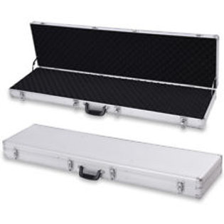 Aluminium gun case air proof