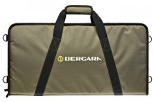 Bergara wapenzak canvas groen Take down