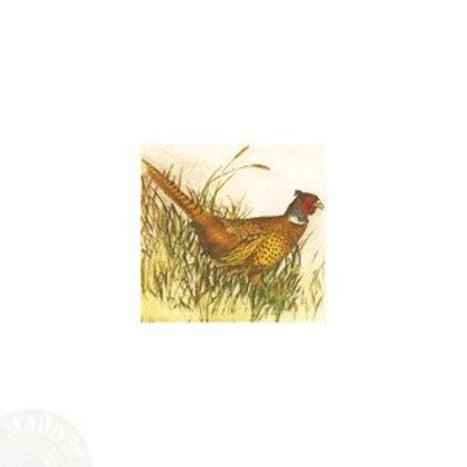 servetten fazant - serviette phaisant