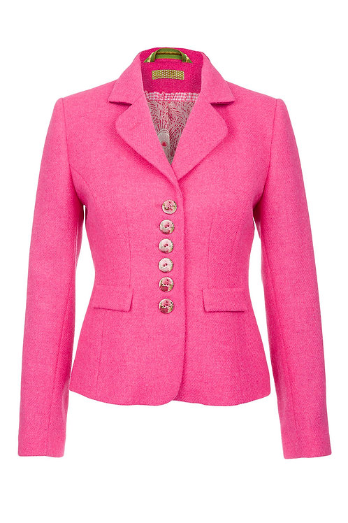 The rose Amy short fitted jacket