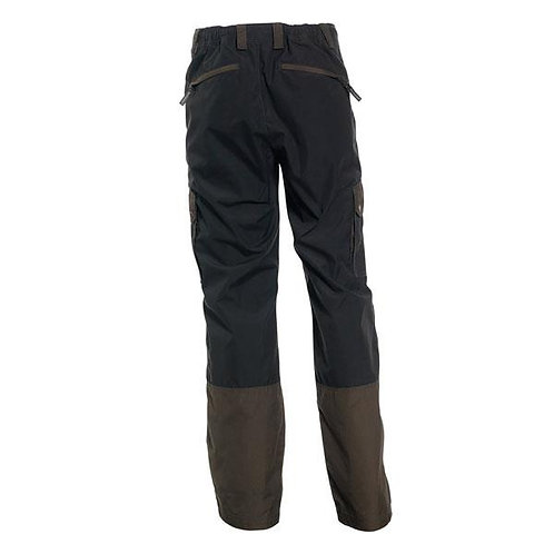 Lofoten trekking trousers fallen leaf coated