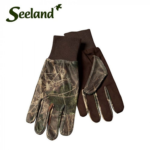 Seeland leafy gloves fall