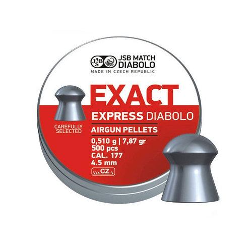 Jsb Loodjes Exact Express 4.5mm
