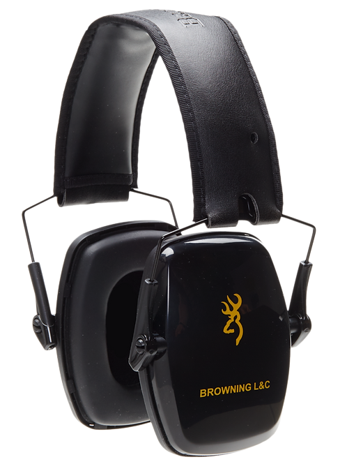 Browning hearing protection L&C passive black