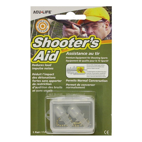 Shooters aid - sonic ear II