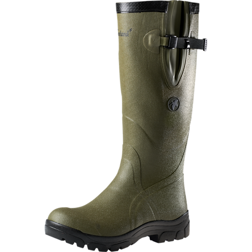 "Seeland boots Field 17"" olive"