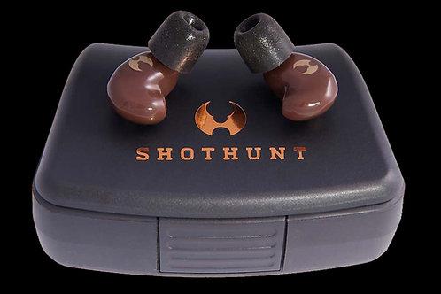 Shothunt digital hearing protection