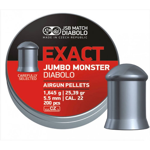 JSB Loodjes Exact Jumbo Monster 5.5mm