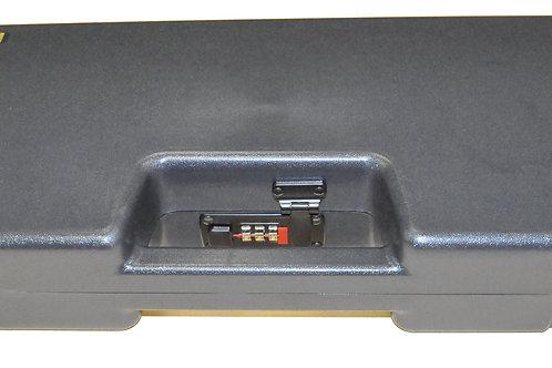ABS Koffer voor 1handvuurwapen