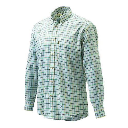 Beretta shirt classic white green yellow