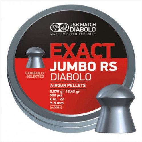 JSB Loodjes Exact Jumbo RS 5.5mm