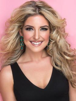 Kristie Barlow Miss VA USA Pageant