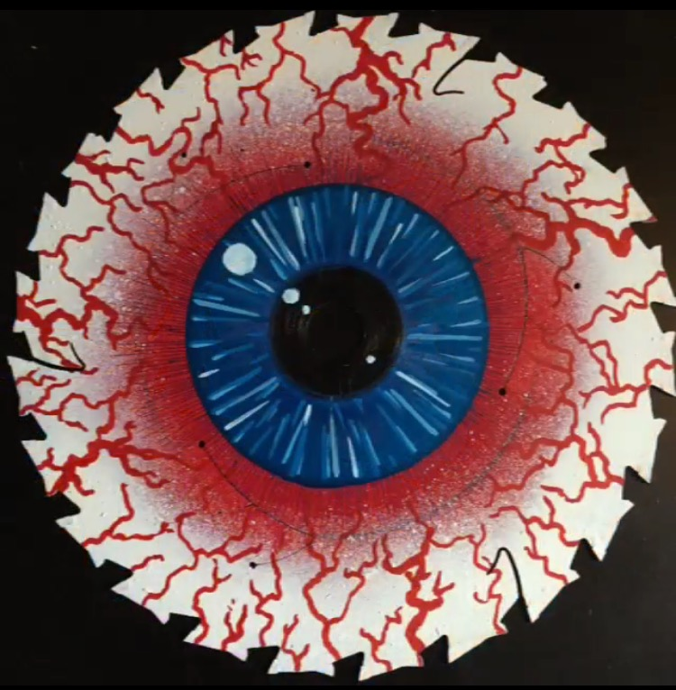 Eye Saw You