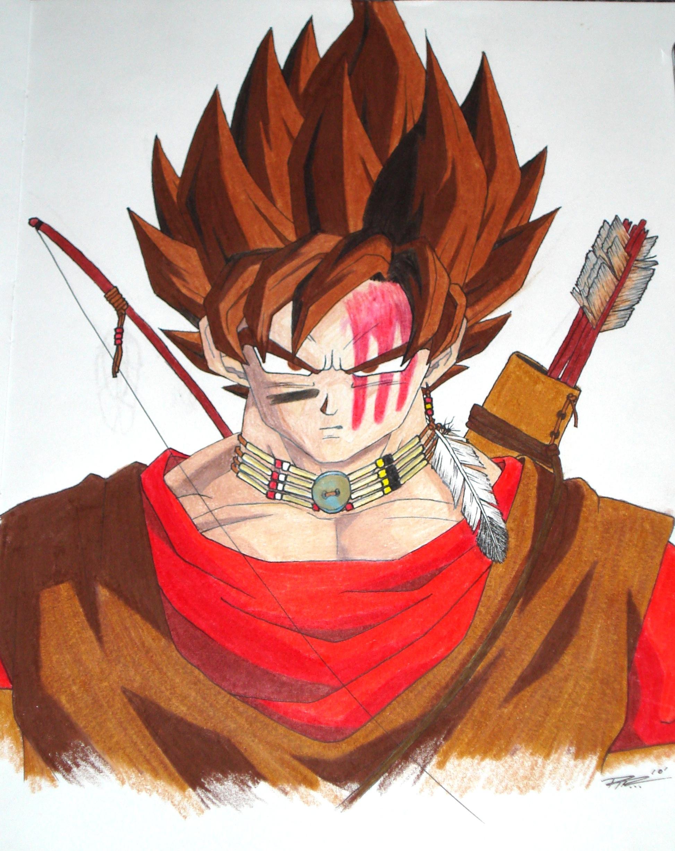 Native Goku