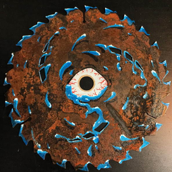 Rusted Eye (Still Available)