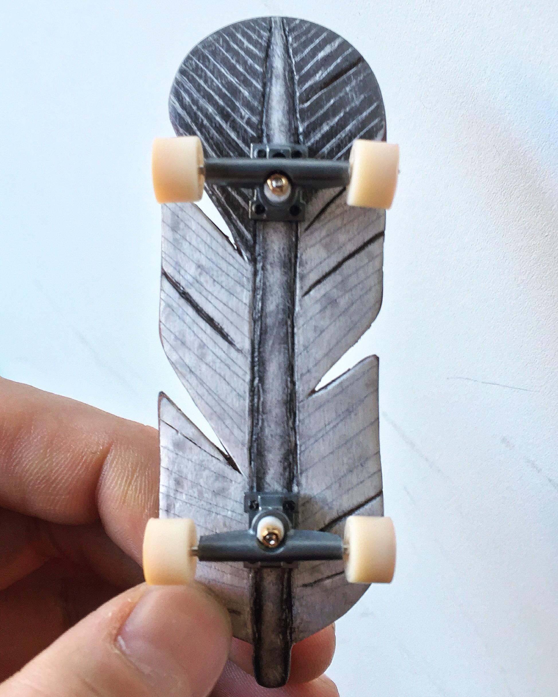 Feather Skateboard