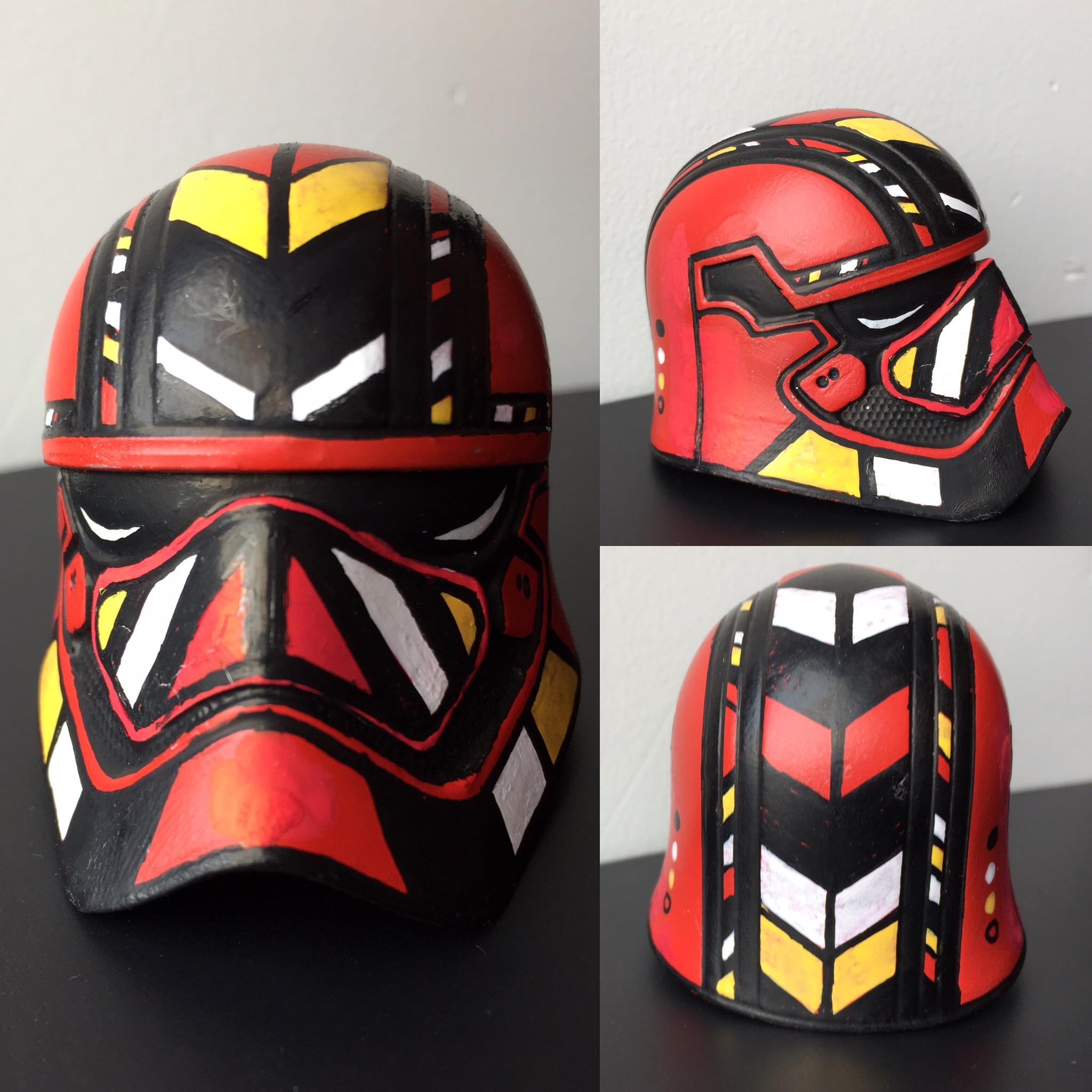 1/6th Scale Phasma Helmet