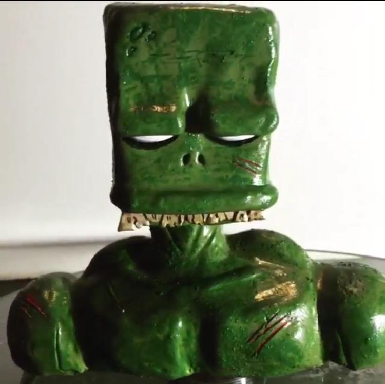 Green Alien Guy (Still Available)