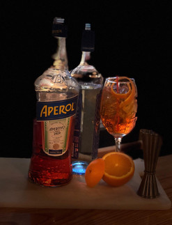 Portuguese Aperol Spritzer