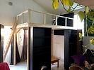 La mezzanine, une esthétique loft !