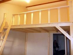 mezzanine 280 x 200 cm