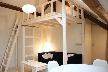 Lits mezzanine et lits superposés Pour agrandir l'espace sans déménager la mezzanine se révèle pleine d'avantages