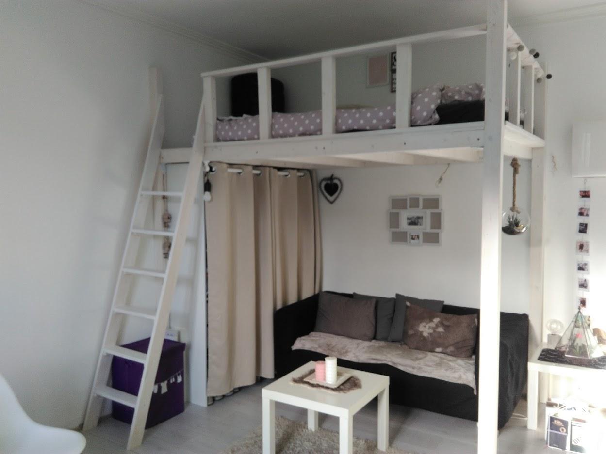 mezzanine 250 x 150 cm