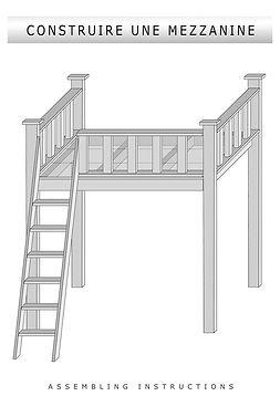 lit mezzanine et Mezzanine et mezzanine sur mesure