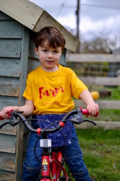 Yellow Farm T-Shirt