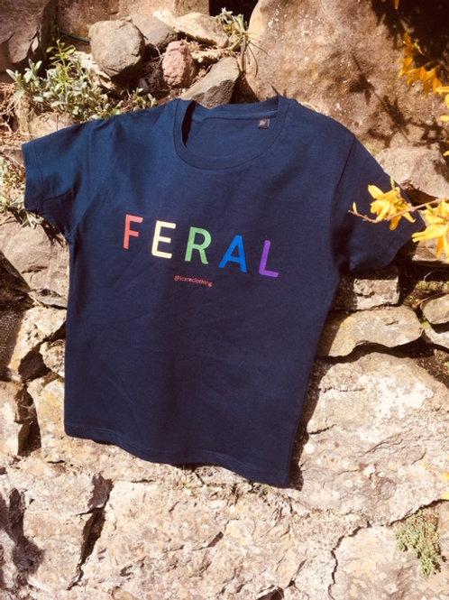 Children's Organic Feral T-Shirt