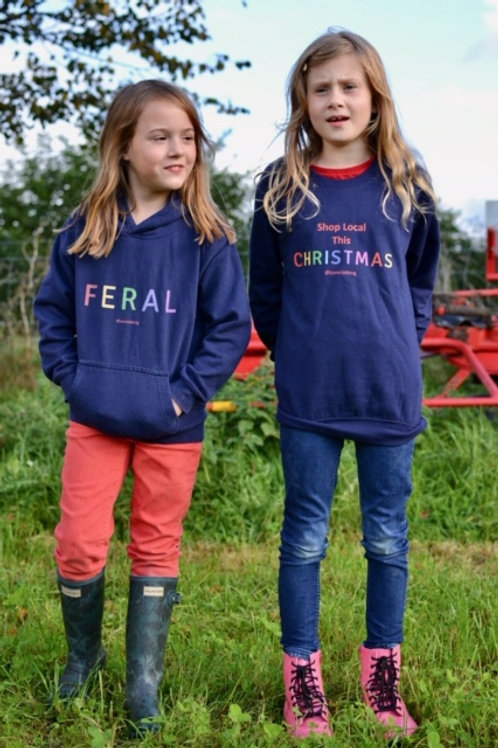 Summer Sale Children's Feral Hoodie