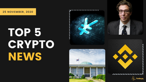 Monex CEO's views on Digital Yen to increase in Binance volume, Read Today's Top 5 Crypto News
