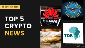 What the future has in store for Cryptocurrency, read today's top 5 Crypto news