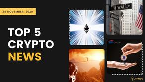 Ethereum 2.0 launch on 1st December to BIS views on Stablecoins, Read Today's Top 5 Crypto News