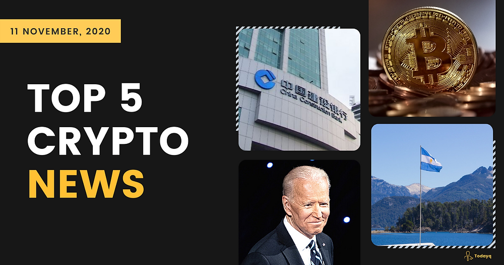 Gary Gensler being part of the Biden Team to CCB's digital bonds, Read Today's Top 5 Crypto News