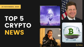 Ethereum hits $500 to Jay Clinton disclosing the rise of Bitcoin, Read Today's Top 5 Crypto News