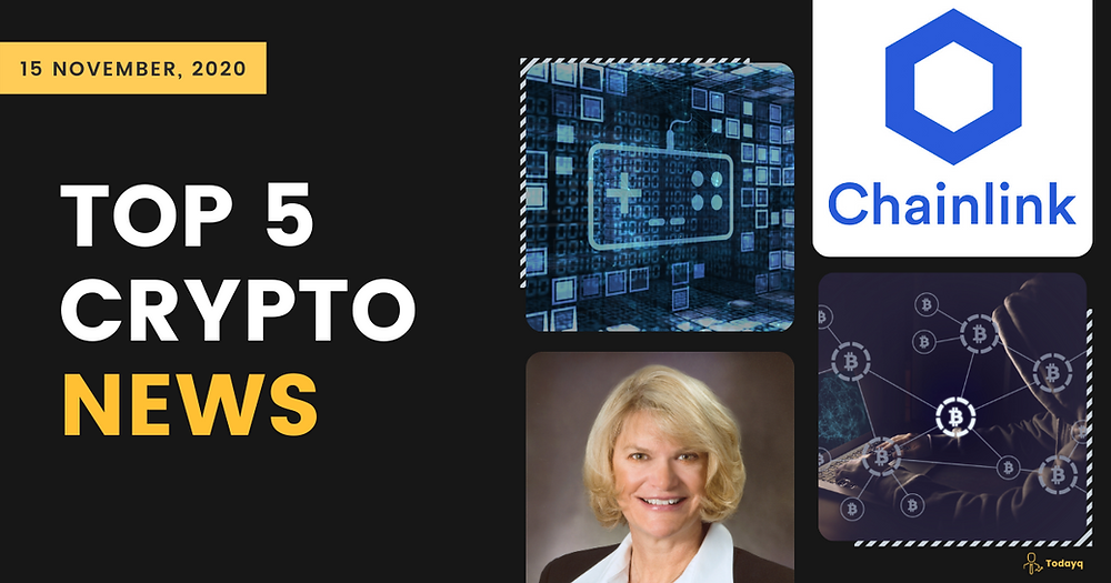 Chainlink community grant program to decrease in Crypto crimes, Read Today's Top 5 Crypto News