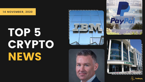 Belarusbank Crypto Services to Vaiot & IBM Car Insurance Assistant, Read Today's Top 5 Crypto News