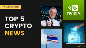 Bitcoin market cap overtaking Nvidia to Future of Fiat currencies, Read Today's Top 5 Crypto News