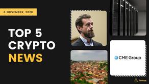 Square Cash App massive profits to Tether $17 billion market cap, read today's Top 5 Crypto News