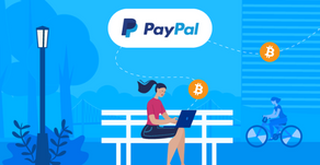 Three advantages to the cryptocurrency market due to PayPal adoption.