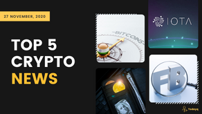 Libra may launch in January 2021 to Indians wanting Crypto Education, Read Today's Top 5 Crypto News