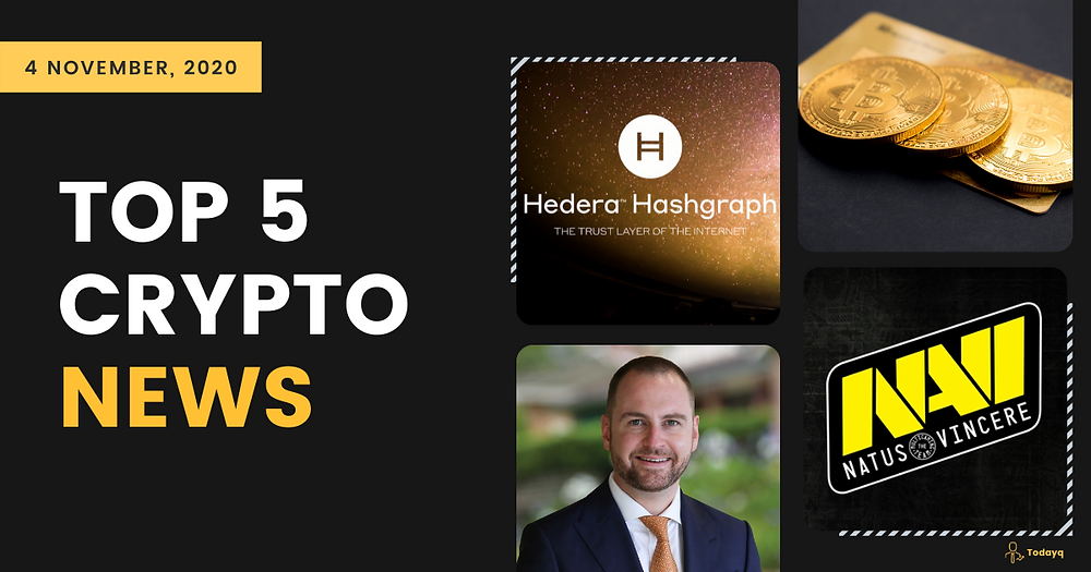 From blockchain being the future of technology to PayPal's next step, here's today Top 5 Crypto News